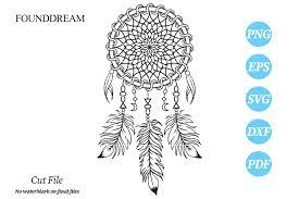 Dreamcatcher Svg File For Cricut Graphic By Foundream Creative Fabrica
