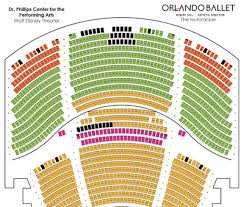 Dr Phillips Center Hamilton Seating Chart 22 Qualified Seating Chart For Bob Carr