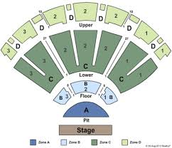 Bellco Theater Seating Chart Bellco Theatre Tickets Bellco Theatre In Denver Co At
