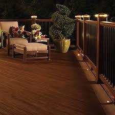 trex deck lighting. Trex DeckLighting Deck Lighting I