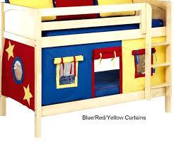 bunk bed tent kids loft bed curtains loft bed tents or curtains home decor ideas bunk bed tent