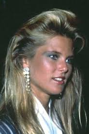 christie brinkley this is what we s tried to emulate big hair colorful makeup and clothes find this pin and more on 80s prom
