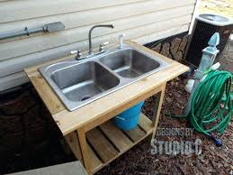 full image for now i will share how to install the outdoor sink faucet and connect