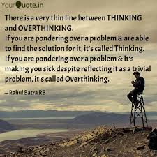 There Is A Very Thin Line Quotes Writings By Rahul Batra Rb