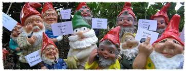 the gnome liberation front wele to gnomelands the uk s best garden gnomes