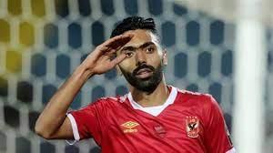 حسين الشحات يسجل التعادل للأهلي أمام سموحة