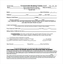 Venue Contract Template Sample Of Promoter Venue Contract Template 7897