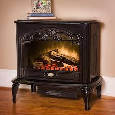 dimplex celeste black purifire electric fireplace stove with remote control tds8515tb