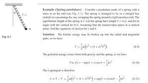 physics spring equations. enter image description here physics spring equations \
