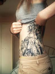 35 Hrůzné Zombie Tetování Punditschoolnet