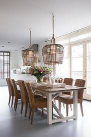 furniture trend 2018 new collection dining table chairs leather riviera maison pendant light