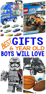 top gifts for 6 year old boys best will love toys boy 2018