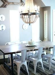 white metal dining chair farmhouse table with metal chairs best modern farmhouse dining table and chairs ideas on within white farmhouse table with metal