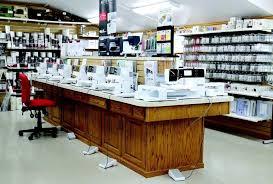 Hinkletown Sewing Machine Shop Website