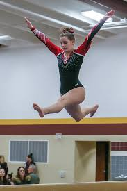 Photo of Jenna Caldwell competing on the... - Whitewater High School |  Facebook
