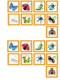 Дидактические игры по профилактике оптической дисграфии лет  d Детский сад Дидактические игры Насекомые Рассели насекомых 2