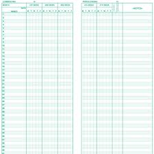 attendance roll attendance book for teachers attendanceroll book elrb89 elrb89 595