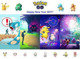 Happy New Year /r/Pokemongo! A look back at Pokémon Go in 2016 in one  image. : pokemongo