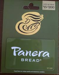 25 panera bread gift card 1 of 1 see more