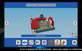 Sandbox Mode Lego Worlds Wiki Fandom Powered By Wikia