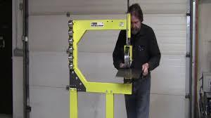 english wheel kit. harbor freight english wheel modification kit stage one