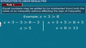 icse class 10 mathematics linear equations 1 introduction to linear equations
