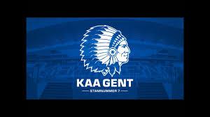 Kampioenensong KAA GENT 2014 2015 - YouTube