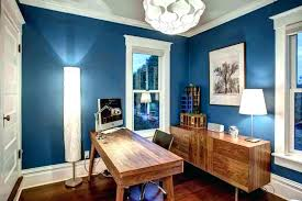 office wall color ideas. Interesting Wall Home Office Wall Colors Blue Color Ideas Modern Full Size And I
