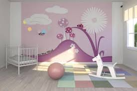 baby room wall murals image of nursery wall decal ideas baby room wall mural ideas