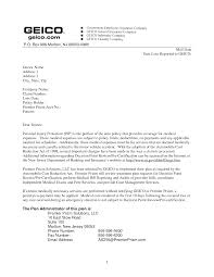 Geico Proof Of Insurance Letter Good Assurance