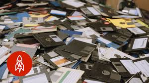 Where Floppy Disks Are Still In Use