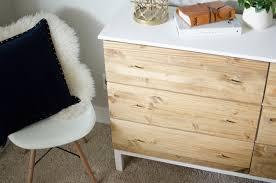 diy ikea tarva. Ikea Tarva Dresser Hack Diy