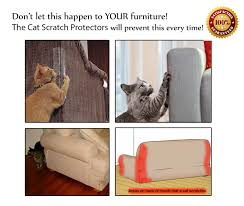 Cat Scratch Protection on Any Couch Sofa or Chair Works for