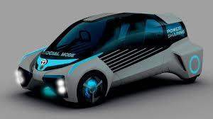 Toyota Fuel Cell Plus Concept Comes From A Future Hydrogen-Based ...