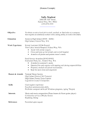 Hospital Resume Sample Resume Samples Kennel Manager Sugarflesh 12