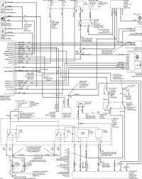 car wiring diagrams juli  1997 ford taurus system wiring diagram