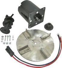 salt spreader spinner meyer buyers salt spreader motor kit complete spinner auger hub lead wire