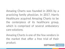 Amazing Charts Ehr Software Finder