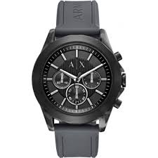 ax2609 mens armani exchange watch watches2u armani exchange ax2609 mens dress watch