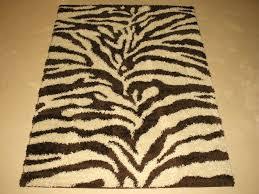 zebra skin rug print printed hide ikea uk