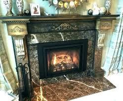 fireplace granite 9 hearth ideas tiles surround installation