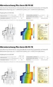 Immer Ein Gutes Profil Gutmann Mira Therm 08 Holz Aluminium Fenster