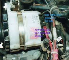 vanagon alternator wiring diagram vanagon image battery isolator on vanagon alternator wiring diagram