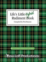 Hybrid Rudiment Chart Snare Drum Method Books Sheet Music At Jw Pepper
