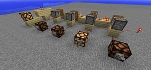 Use Analog Redstone Signals to Control Your Machines with the