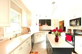 kitchens with track lighting. Decorative Track Lighting Kitchen Outstanding Galley Kitchens With