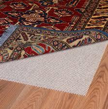 non slip rug pad for carpet home design ideas