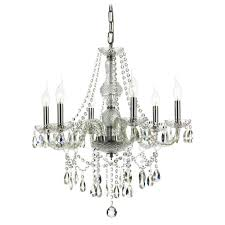 chandelier awesome brushed nickel crystal exciting
