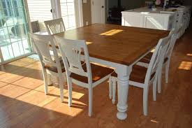 diy square dining table easy diy modern square farmhouse dining table with oak top diy pallet square shape dining table pallet furniture