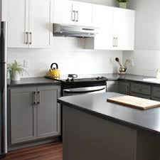 chelsea gray cabinets. Interesting Chelsea Kitchen Interior Thumbnail Size Painted Cabinets With White And  Benjamin Moore Chelsea Gray Intended